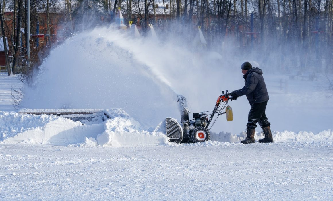 Snow Removal Job in Edmonton